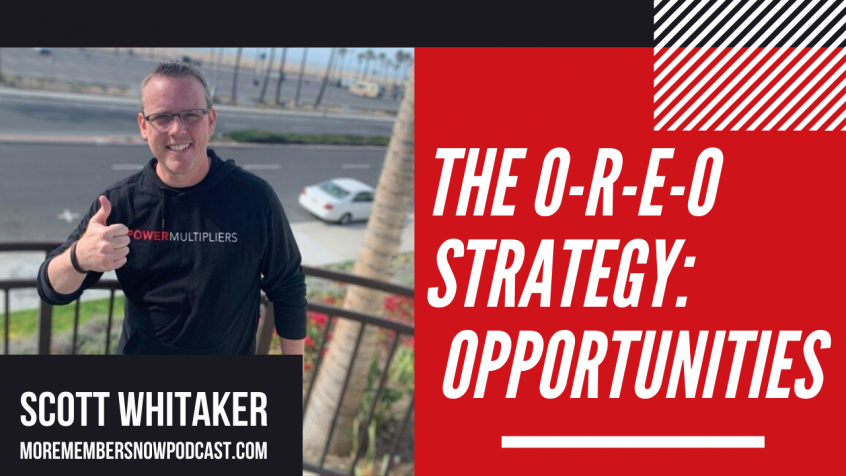 The O-R-E-O Strategy: Opportunities