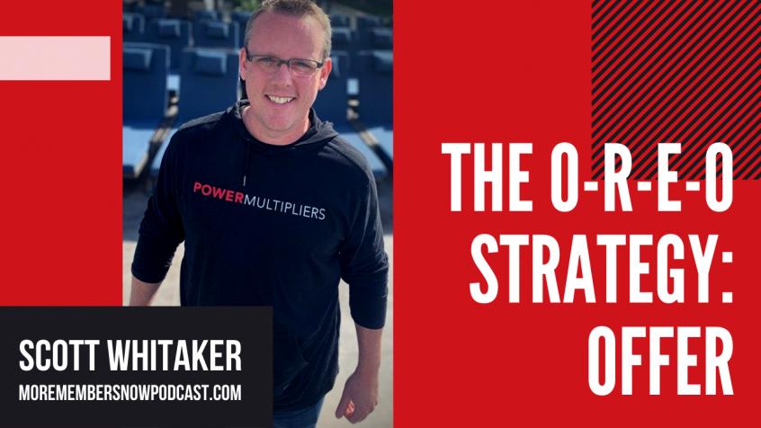 The O-R-E-O Strategy: Offer [Podcast]