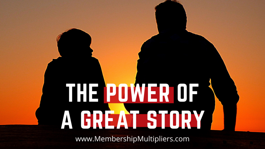 The Power of a Great Story