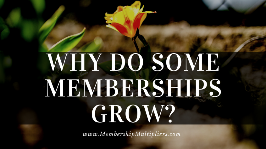 Why Do Some Memberships Grow?